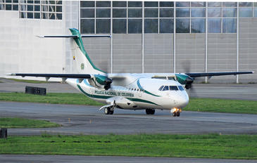 PNC-0244 - Colombia - Police ATR 42 (all models)