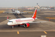 VT-CIO - Air India Airbus A320 NEO aircraft