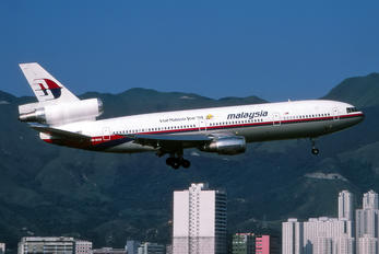 9M-MAS - Malaysia Airlines McDonnell Douglas DC-10-30