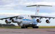 EW-004DE - Belarus - Air Force Ilyushin Il-76 (all models) aircraft