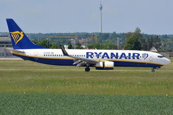 EI-DYB - Ryanair Boeing 737-800