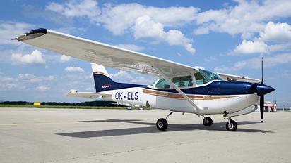 OK-ELS - Elmontex Air Cessna 172 RG Skyhawk / Cutlass