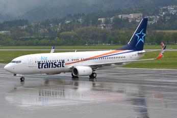 OK-TVU - Air Transat Boeing 737-800