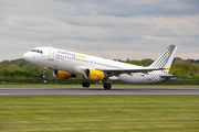 EC-HQJ - Vueling Airlines Airbus A320 aircraft