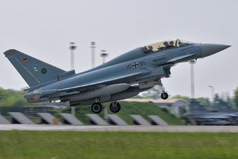 30+95 - Germany - Air Force Eurofighter Typhoon S