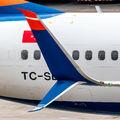 TC-SEJ - SunExpress Boeing 737-800 aircraft