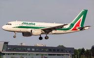 EI-IMP - Alitalia Airbus A319 aircraft