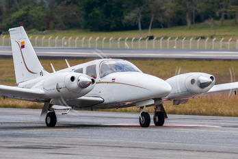 HK-5136-G - Private Piper PA-34 Seneca