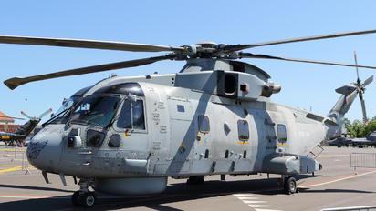 ZH847 - Royal Navy Agusta Westland AW101 111 Merlin HM.1