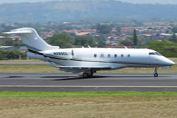 N290CL - Private Bombardier BD-100 Challenger 300 series