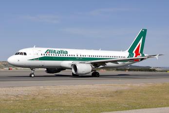 I-BIKC - Alitalia Airbus A320