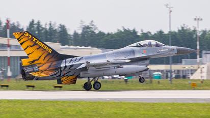 FA-116 - Belgium - Air Force General Dynamics F-16A Fighting Falcon