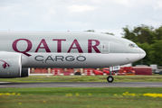 A7-BFM - Qatar Airways Cargo Boeing 777F aircraft