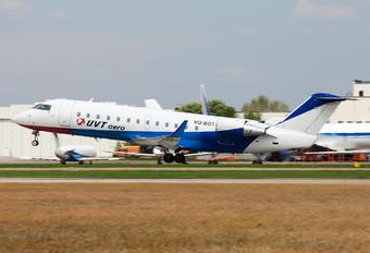VQ-BOT - UVT-Aero Bombardier CRJ-200ER