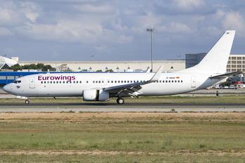D-ABAF - Eurowings Boeing 737-800