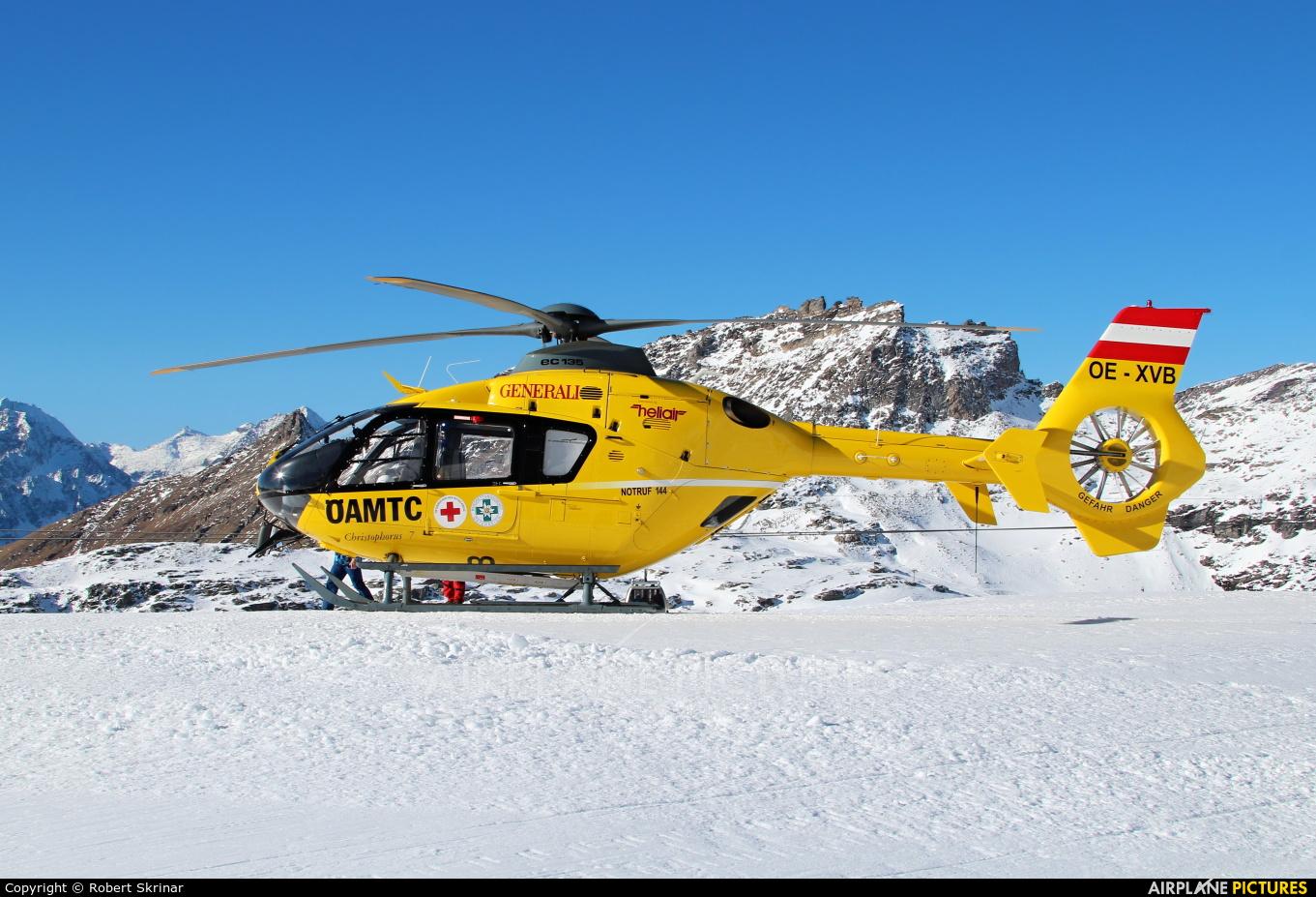 OAMTC OE-XVB aircraft at Off Airport - Austria