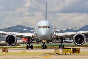 N810AN - American Airlines Boeing 787-8 Dreamliner