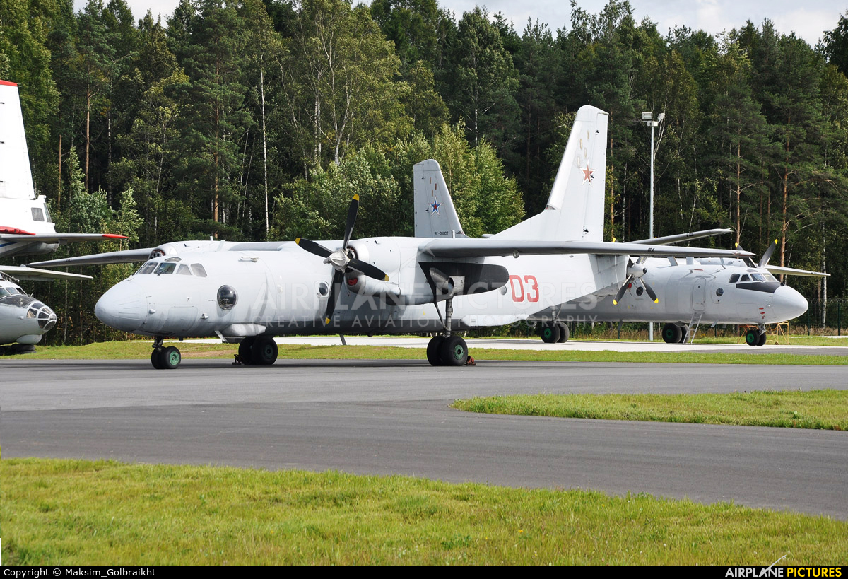 Russia - Air Force 03 aircraft at Off Airport - Russia