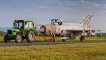 118 - Croatia - Air Force Mikoyan-Gurevich MiG-21bisD aircraft