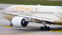 A6-BLP - Etihad Airways Boeing 787-9 Dreamliner aircraft