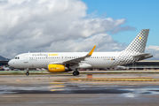 EC-LZM - Vueling Airlines Airbus A320 aircraft