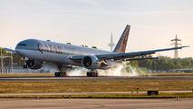 A7-BAO - Qatar Airways Boeing 777-300ER aircraft