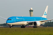 PH-BHM - KLM Boeing 787-9 Dreamliner aircraft