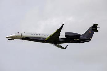 D-AERO - Air Hamburg Embraer EMB-650 Legacy 650