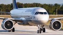 D-AINJ - Lufthansa Airbus A320 NEO aircraft