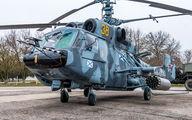 38 - Russia - Navy Kamov Ka-29 aircraft