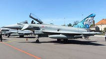 36-40 - Italy - Air Force Eurofighter Typhoon aircraft