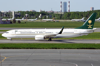 HZ-MF6 - Saudi Arabia - Government Boeing 737-900 BBJ3