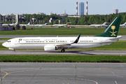 HZ-MF6 - Saudi Arabia - Government Boeing 737-900 BBJ3 aircraft