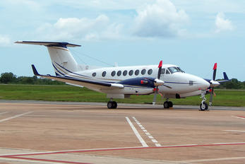 PR-FMT - Private Beechcraft 300 King Air 350