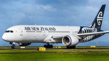 ZK-NZI - Air New Zealand Boeing 787-9 Dreamliner aircraft