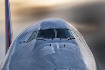 VH-OJB - QANTAS Boeing 747-400