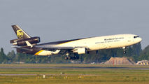 N282UP - UPS - United Parcel Service McDonnell Douglas MD-11F aircraft
