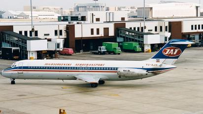 YU-AJH - JAT - Yugoslav Airlines Douglas DC-9