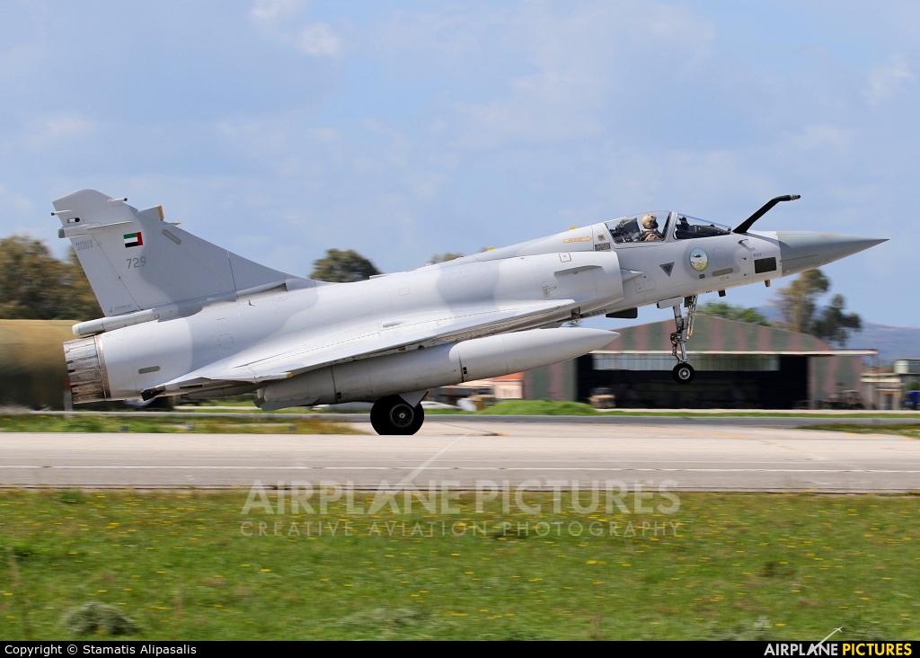 United Arab Emirates - Air Force 729 aircraft at Andravida AB