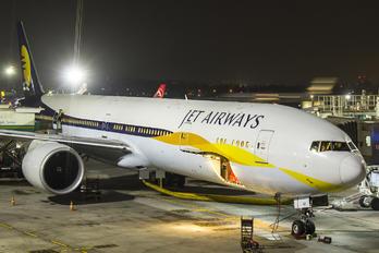 VT-JET - Jet Airways Boeing 777-300ER