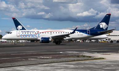 XA-GAD - Aeromexico Connect Embraer ERJ-190 (190-100)