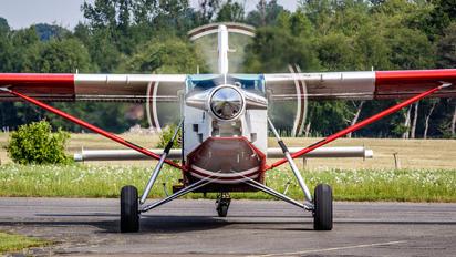 D-FFBZ - Private Pilatus PC-6 Porter (all models)