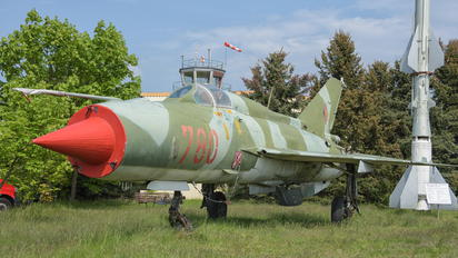 780 - Germany - Democratic Republic Air Force Mikoyan-Gurevich MiG-21SPS