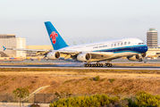 B-6136 - China Southern Airlines Airbus A380 aircraft