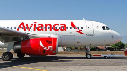 N703AV - Avianca Airbus A319