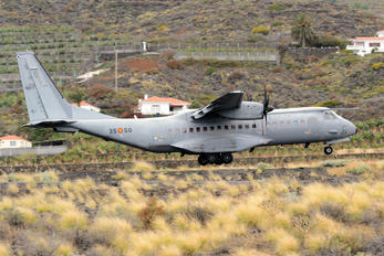 T.21-12 - Spain - Air Force Casa C-295M