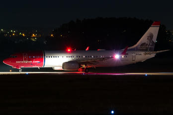 EI-GBG - Norwegian Air International Boeing 737-800