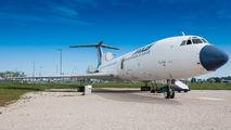 HA-LCG - Malev Tupolev Tu-154B aircraft