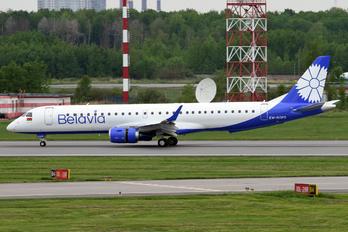 - - Belavia Embraer ERJ-195 (190-200)