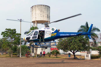 PP-MMT - Brazil - Military Police Helibras AS-350